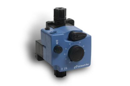 Bomba neumática 3L/h azul