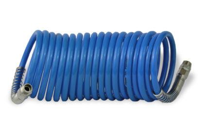 Manguera poliamida azul extensible 5m 6x8 1/4